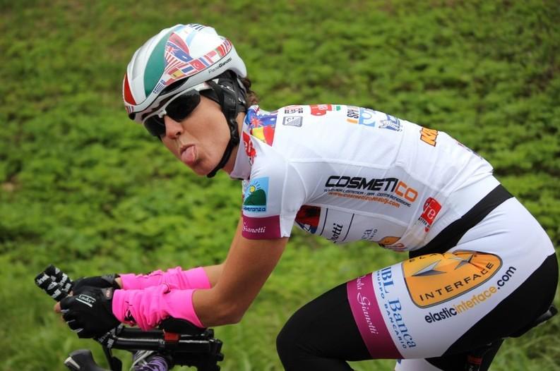 keepbrave Paola bikers testimonial e motivatrice