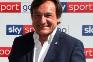 Fabio Caressa speaker sportivo